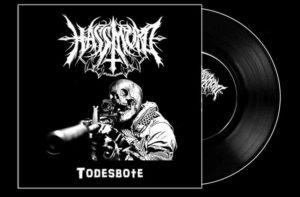 Hassmord – Todesbote
