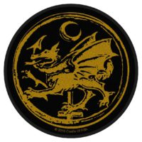 Cradle Of Filth – The order of the dragon Patch / Aufnäher