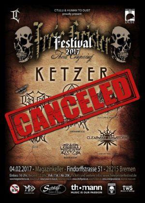 Freie Geister Festival canceled