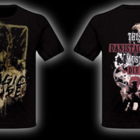 Tragic Cause – This danistacracy must die Shirt Size S