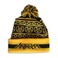 Anthrax – Bobble Hat / Wollmütze