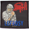 Death – Leprosy Patch  / Aufnäher