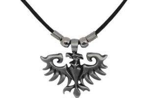 Halskette Altgermanischer Adler