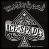 Motörhead – Ace of Spades Patch / Aufnäher