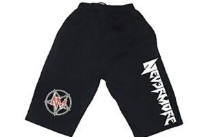 Nevermore – Logo Shorts Size XL Jam