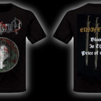 Ensiferum – Blood Is The Price Of Glory Shirt Size XL