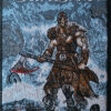Amon Amarth – Jomsviking Patch / Aufnäher