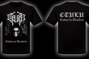 Ctulu – Cultus in Tenebris Shirt Size L