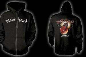Motorhead – Bomber Zipper Size L