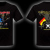 Iron Maiden – The final frontier Shirt (worldtour germany) Size M