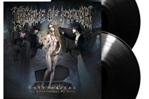 Cradle Of Filth – Cryptoriana – The Seductiveness Of Decay 2LP (black)