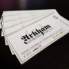 Ticket – Arkham Advertiser Fest 2019 / Bremen February 9th