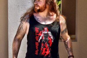 Grave Artist – Warrior Tank Top Shirt Size XL